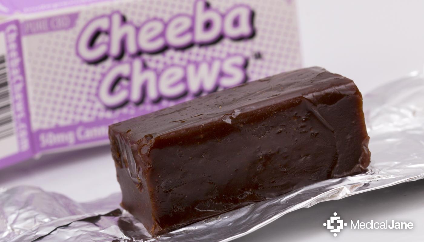 Pure CBD Cheeba Chews from Cheeba Chews