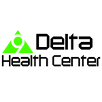 Logo for Delta Health Center