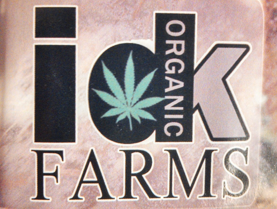 Logo for IDK Farms