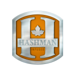 Logo for Hashman Infused