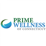 Logo for Prime Wellness of Connecticut