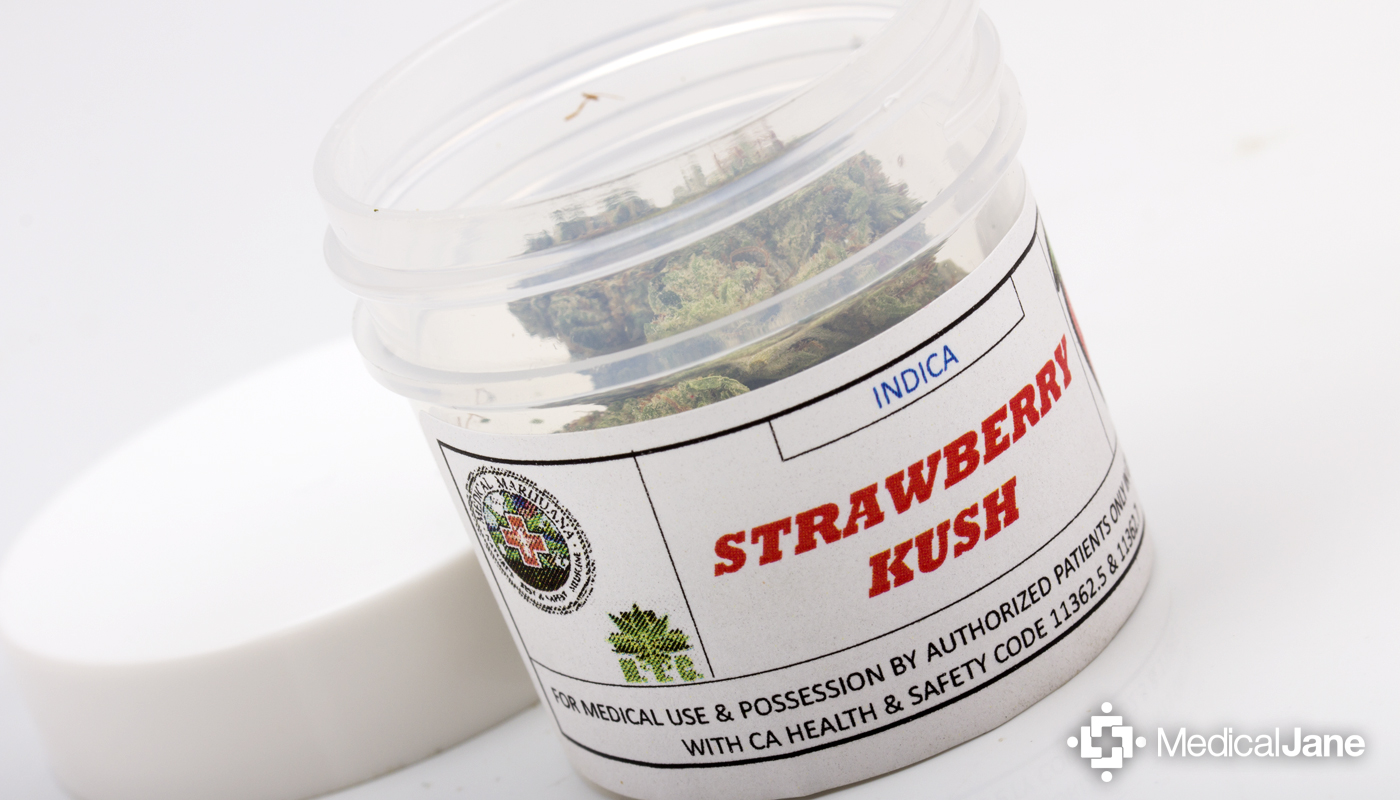 Strawberry Kush Marijuana Strain