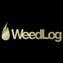 Logo for WeedLog