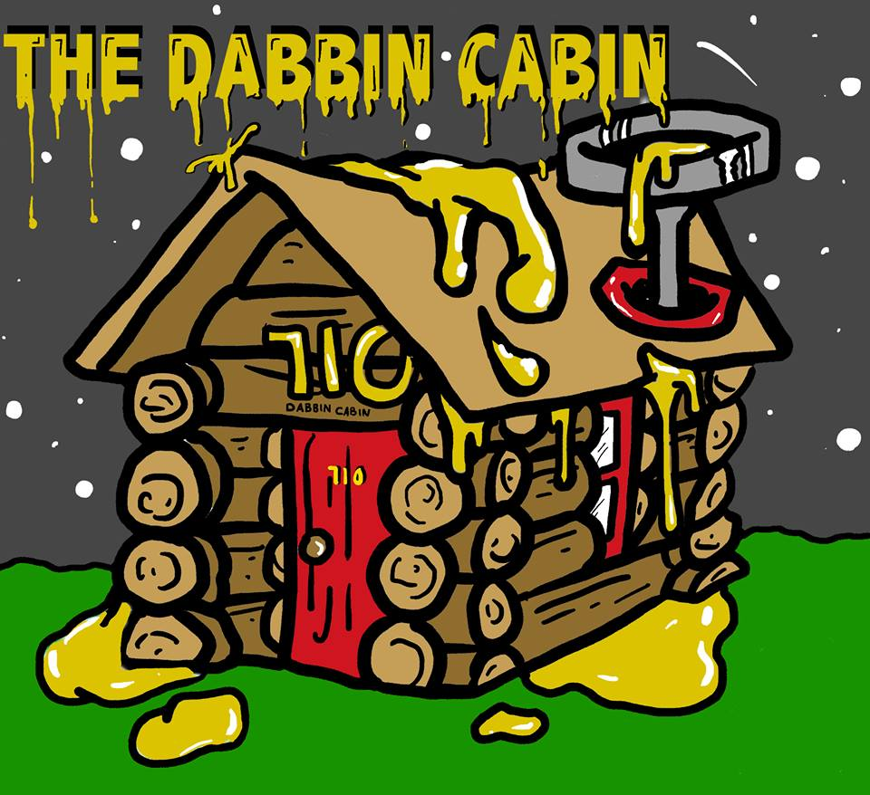 Logo for Dabbin Cabin Extracts