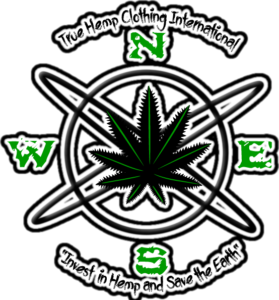 Logo for True Hemp Clothing International