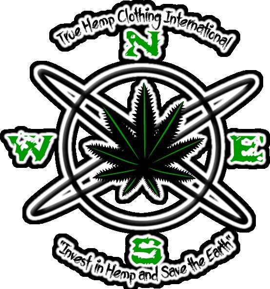 Logo for True Hemp Clothing International