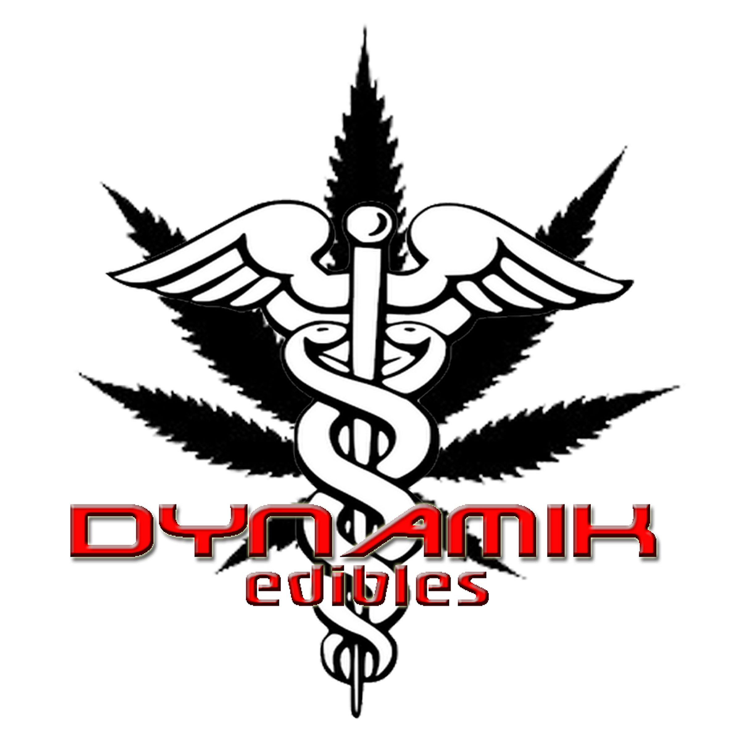 Logo for DYNAMIKedibles