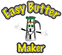 Logo for Easy Butter Co