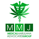 Logo for MMJ Advocates Group