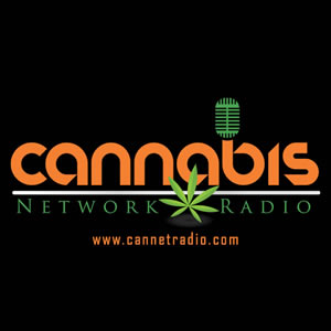 Logo for Cannabis Network Radio