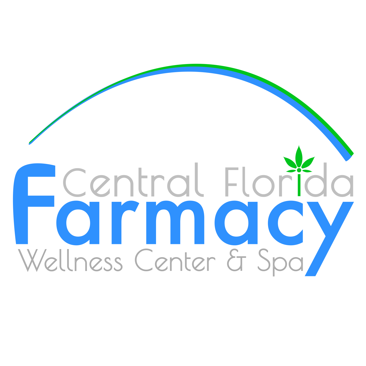 Logo for Central Florida Farmacy