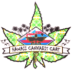 Logo for Hawaii Cannabis Care