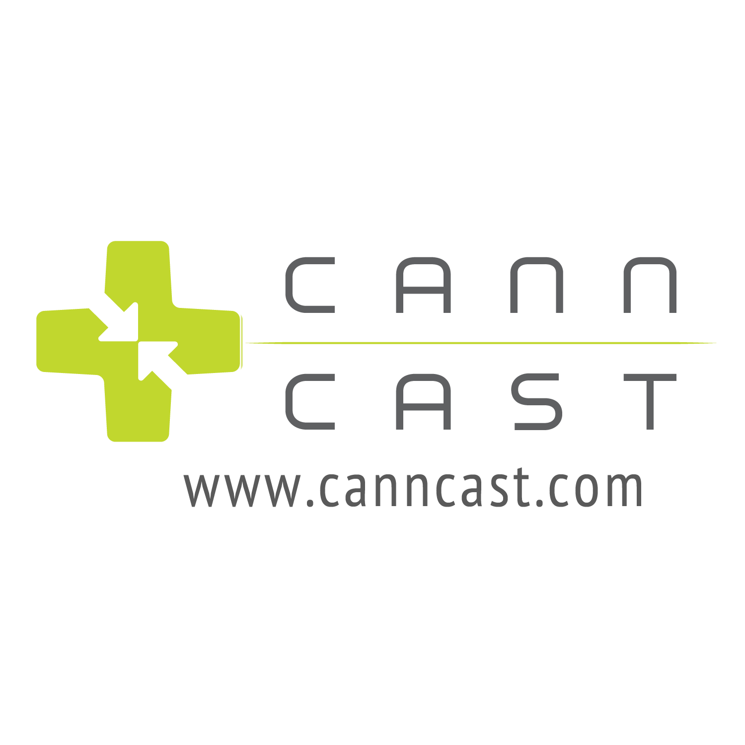Logo for CannCast.com