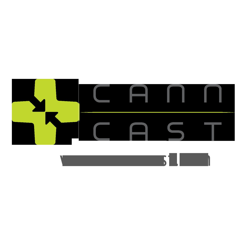 Logo for CannCast.com