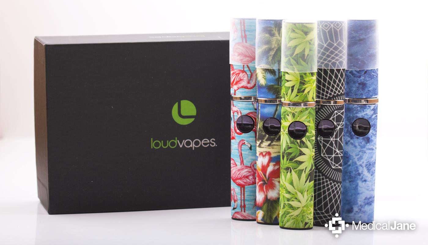 Loud Vapes Vaporizer Pen Kits from Loud Vapes