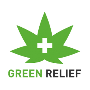 Logo for Green Relief Inc.