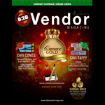 Logo for B2B Vendor Magazine