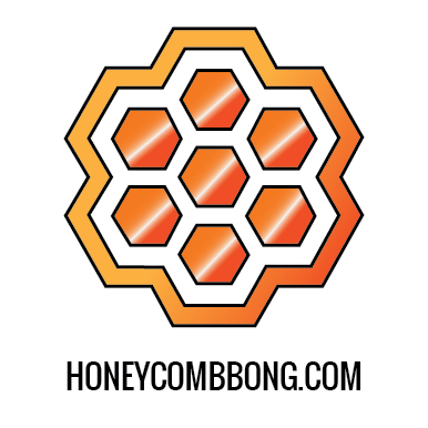 Logo for Honeycomb Bong Shop