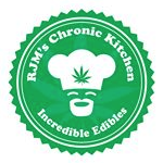 Logo for RJM's Chronic Kitchen