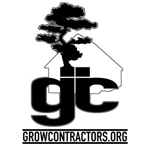 Logo for Grow Contractors Group