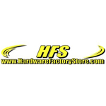 Logo for Hardware Factory Store