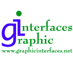 Logo for Graphic Interfaces, Inc.