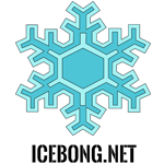 Logo for Ice Bong Shop