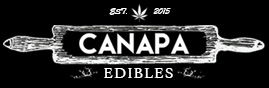 Logo for CANAPA Edibles