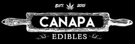 Logo for CANAPA Edibles