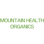 Logo for Mountain Health Organics