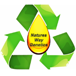 Logo for Natures Way Genetics