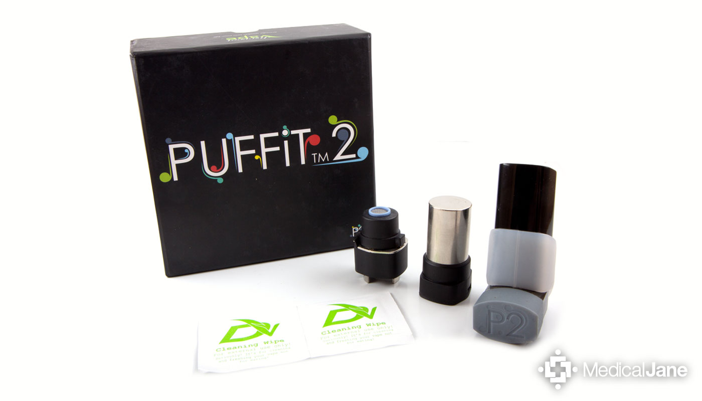 Puffit 2 Vaporizer from Got Vape