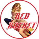 Logo for Red Rocket Gear