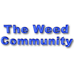 Logo for The Weed Community