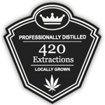 Logo for 420 Extractions