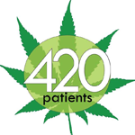 Logo for 420 Patients