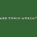 Logo for 420 Train Wreck