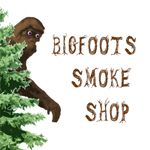 Logo for Bigfoots Smoke Shop