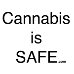 Logo for Cannabis Is Safe