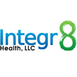 Logo for Integr8 Health