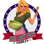 Logo for Miss Mary Jane's Edibles