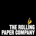 Logo for The Rolling Paper Company