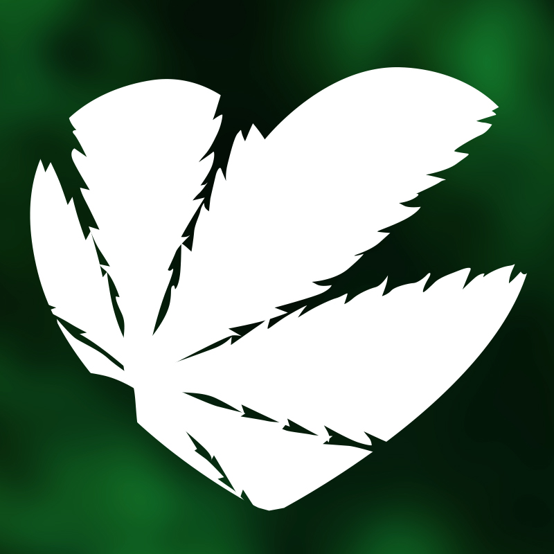 Logo for WeedPornDaily