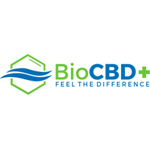 Logo for BioCBD+