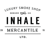 Logo for Inhale Mercantile