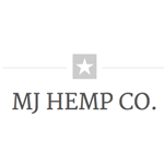 Logo for MJ Hemp co.