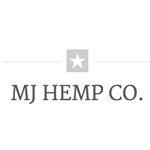 Logo for MJ Hemp co.