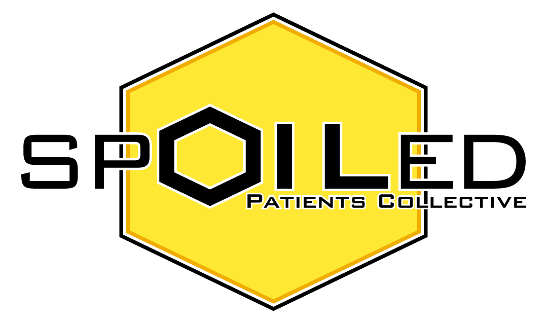 Logo for SpOILed Patients Collective