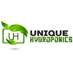 Logo for Unique Hydroponics