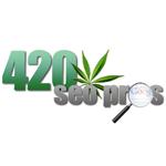 Logo for 420 SEO Pros
